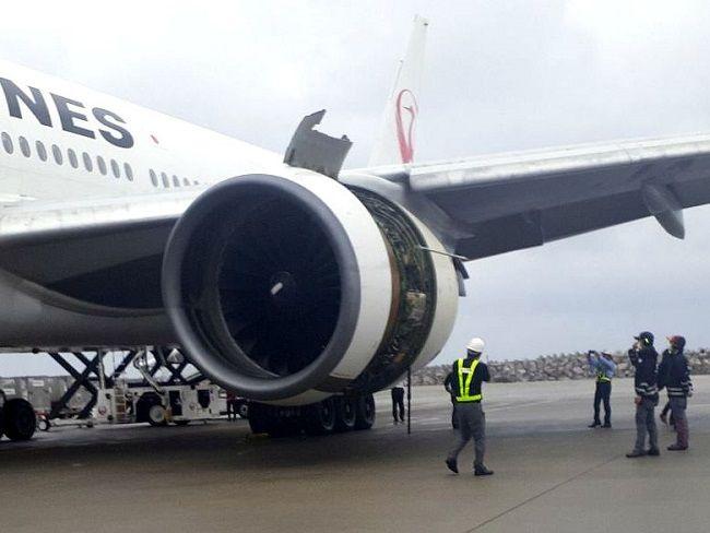 Boeing 777-200 milik JAL alami kerusakan mesin di udara