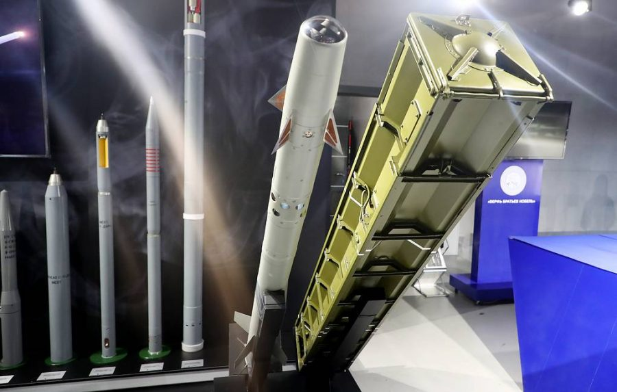 Strela-10 Missiles