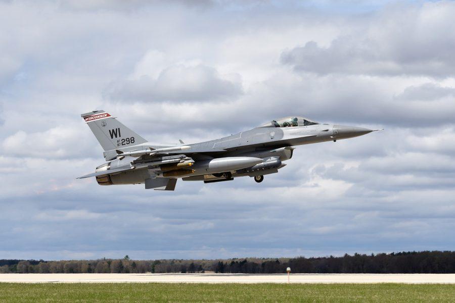 F-16 Wisconsin ANG
