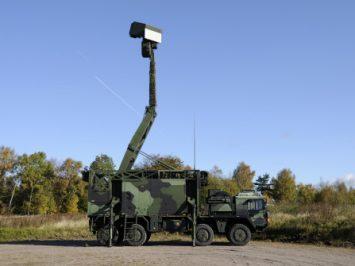 Giraffe AMB radar