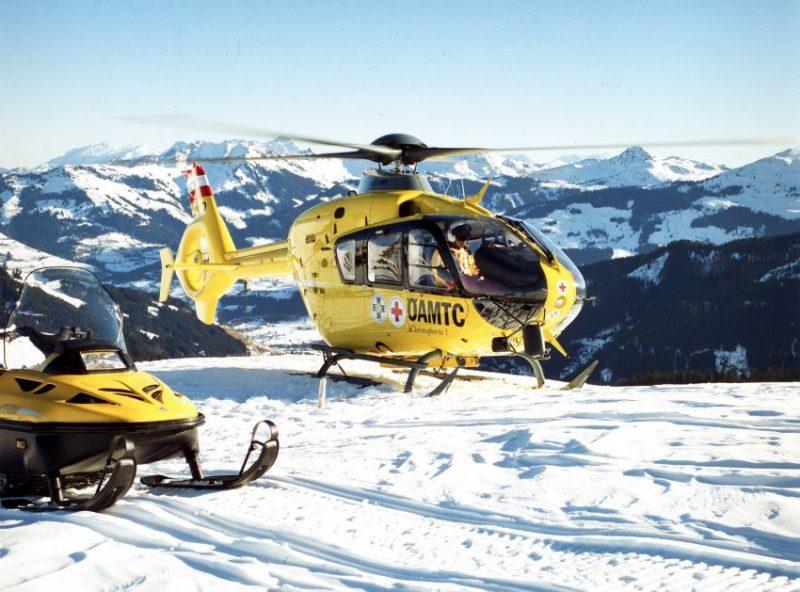 H135 ÖAMTC Air Rescue