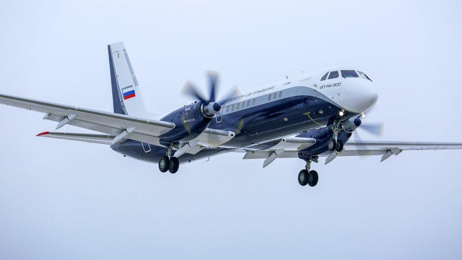 Uji penerbangan pesawat Ilyushin Il-114-300 dilanjutkan