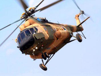 Mi-17V-5 Afghanistan