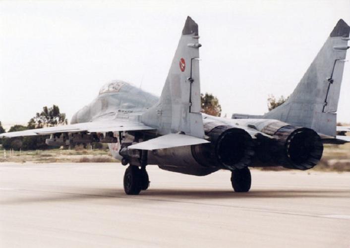 MiG-29 Israel sewa dari Polandia