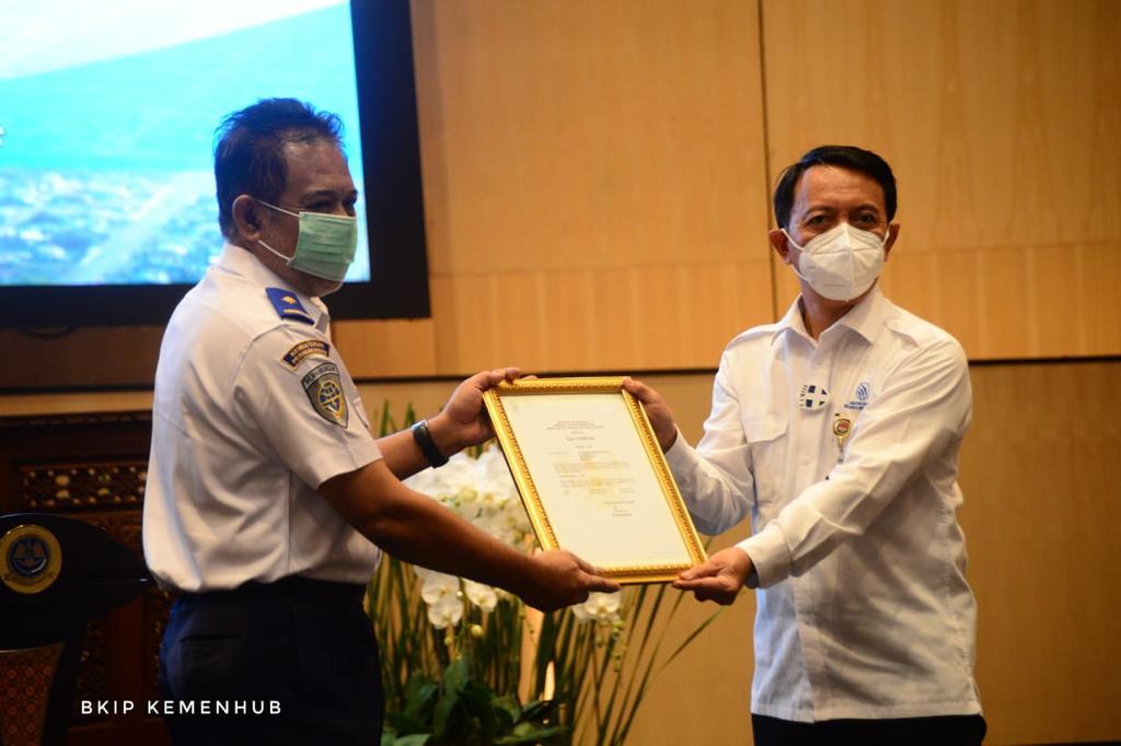 Penyerahan Type Certificate N219