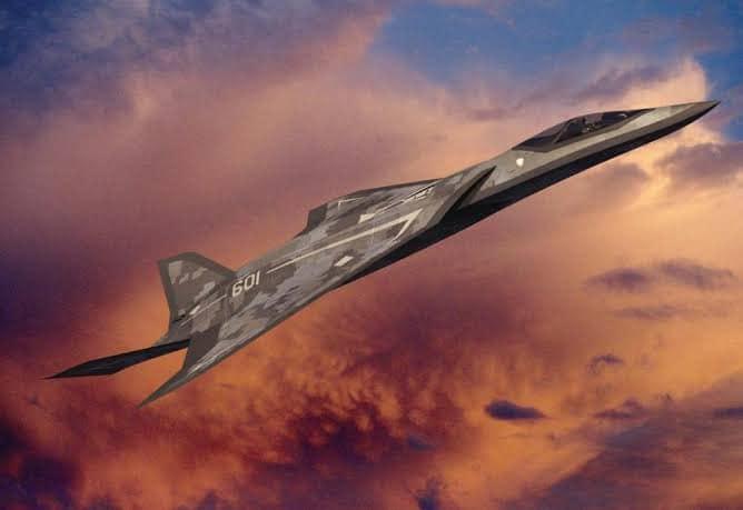 pesawat tempur Gen-6