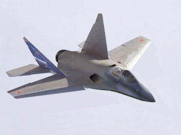 Russian light fighter concept