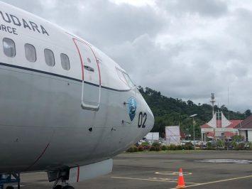 B737-200 Intai Strategis TNI AU
