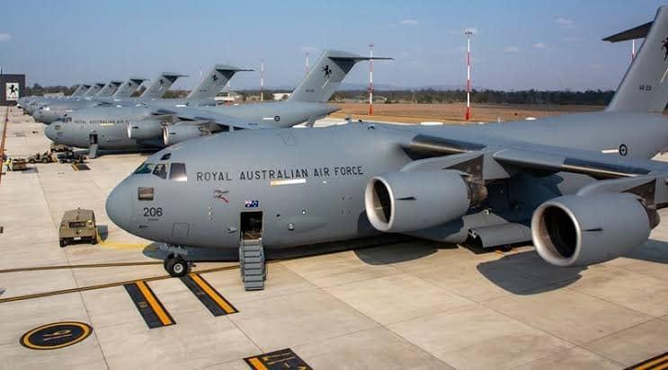 C-17 Globemaster milik RAAF