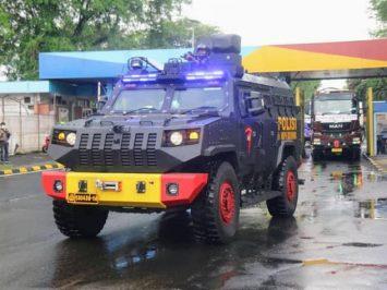 DAPC-2 Promoter, rantis baru Korps Brimob dari Negeri Ginseng