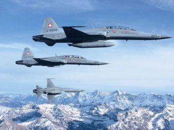 F-5 Swiss