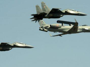 IAF at Aero India 2019