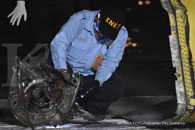 Sistem autothrottle pesawat Sriwijaya Air PK-CLC dilaporkan bermasalah sebelum terjadi kecelakaan