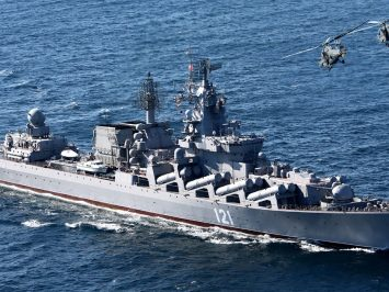 Sedikit tapi tangguh, Armada Laut Hitam Rusia penguasa laut selatan