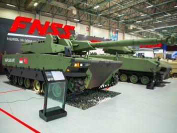 Mengenal industri kendaraan militer Turki (3)