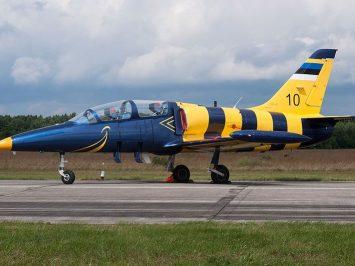L-39C Albatros_ Estonia