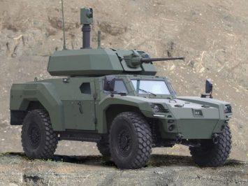 Mengenal industri kendaraan militer Turki (5)
