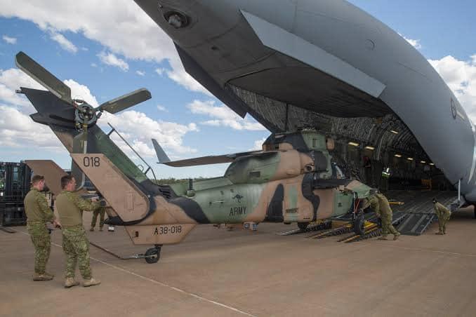 RAAF C-17 Globermaster III