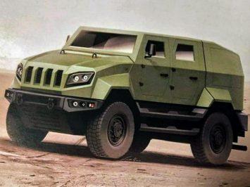 Kendaraan taktis serbaguna baru MTV 12kN untuk militer Belanda