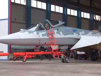 Roll_out Su-57 Russia