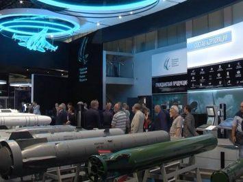Torpedo listrik Rusia, lebih senyap dari torpedo buatan Barat