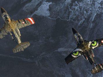 Saab-105OE-des-Bundesheeres