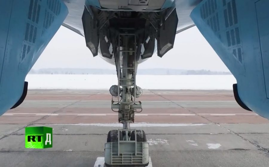Tanggga Su-34