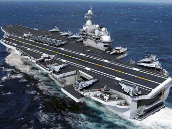 Kejutan 2021, kapal induk ketiga China mungkin akan diluncurkan