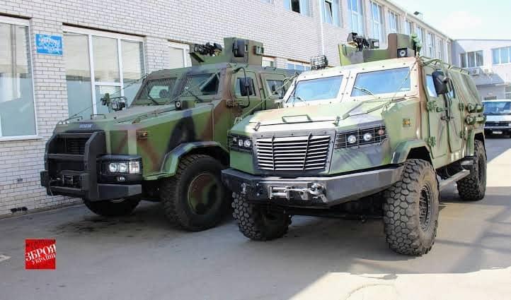 Kozak 2M dan Kozak 5