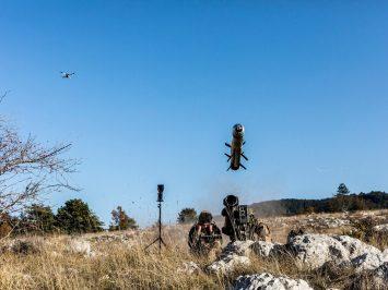 rudal antitank MMP buatan MBDA