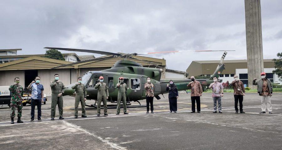 Bell 412EPI PTDI