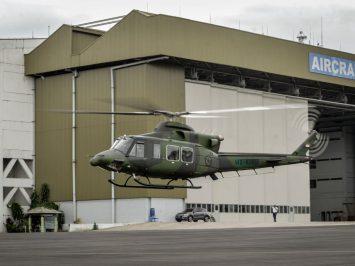 Bell 412 PTDI