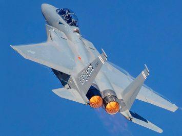 F-15EX USAF