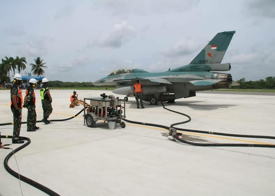 F-16 di Kendari