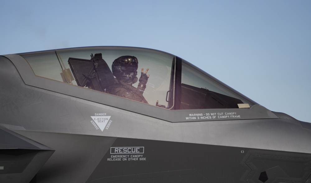 F-35A Red Flag 21-1