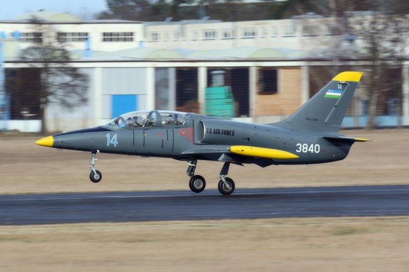 L-39C Uzbek air force_aero-vodochody