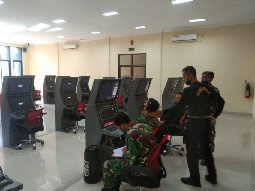 Latihan Deteksi Sonar Kapal Selam Koarmada II