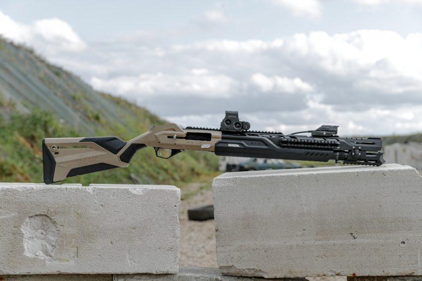 Smart Shotgun Kalashnikov MP-155 Ultima