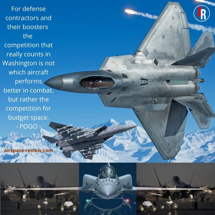 USAF Mencari Pengganti F-16_Airspace Review