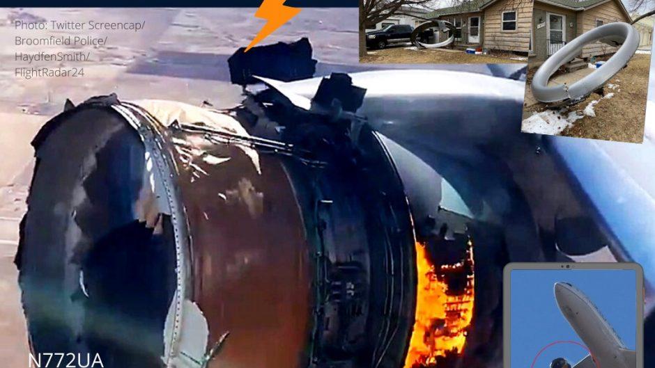Insiden Mesin PW4000 pada 777 yang menambah cobaan berat bagi Boeing