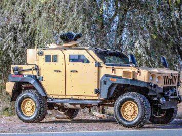 Kementerian India pesan 1.300 ASLV dari Mahindra Defense