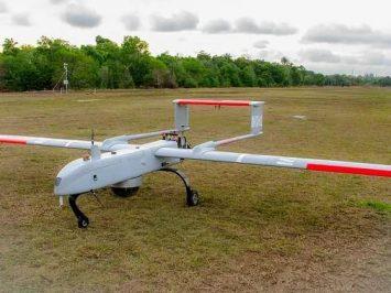 Aludra UAV
