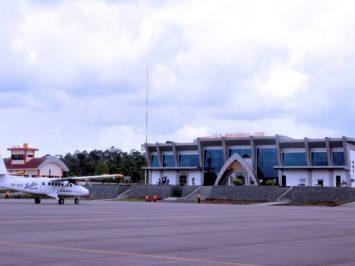 Bandara Haji Muhammad Sidik Muara Teweh