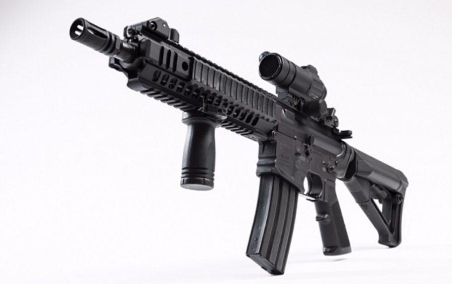 CAR_816 assault rifle