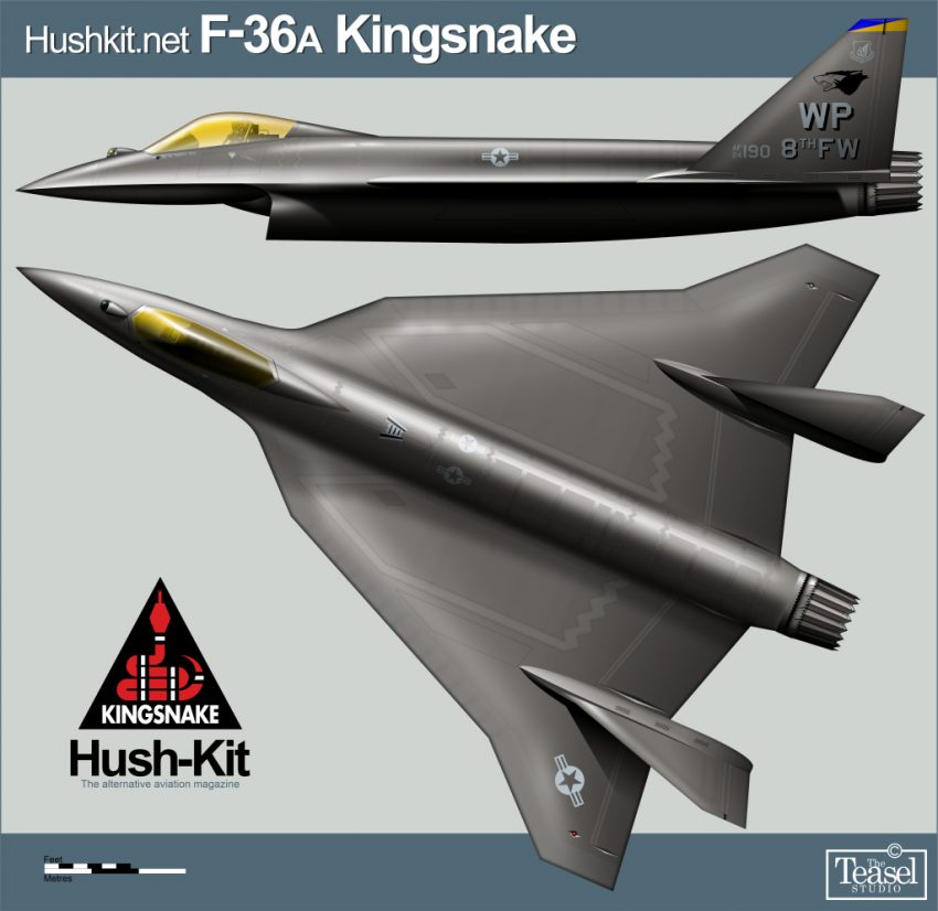 F-36 kingsnake