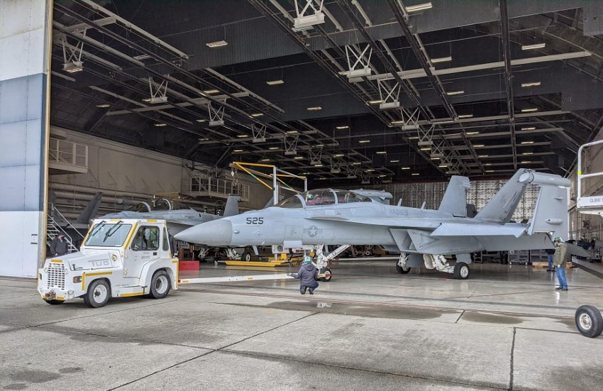 First_EA-18G_ to be upgraded