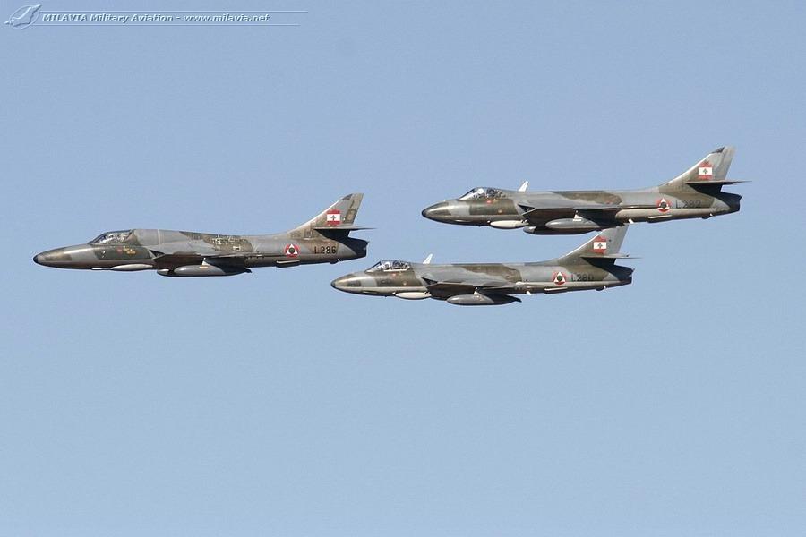 Lebanese Hawker Hunter