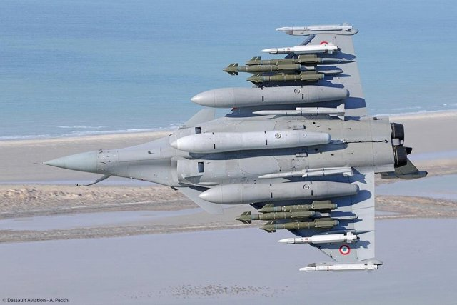 Rafale MICA missile