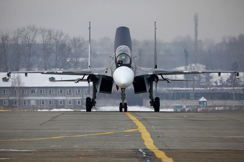 Su-30SM Russian Air Force