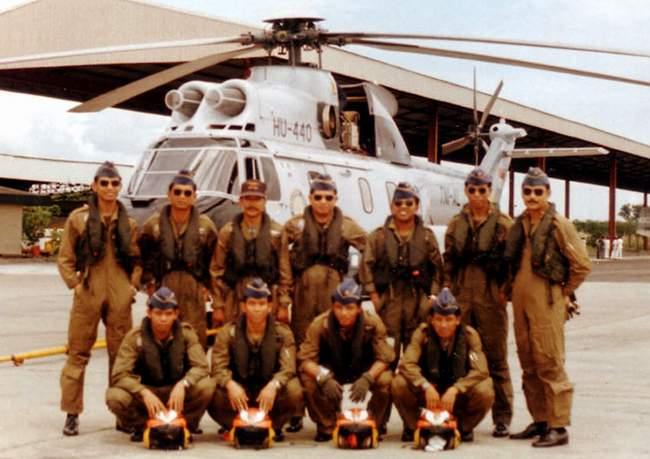 Super Puma TNI AL